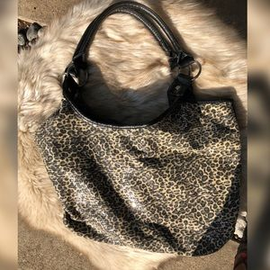Handbags - Animal Print Purse